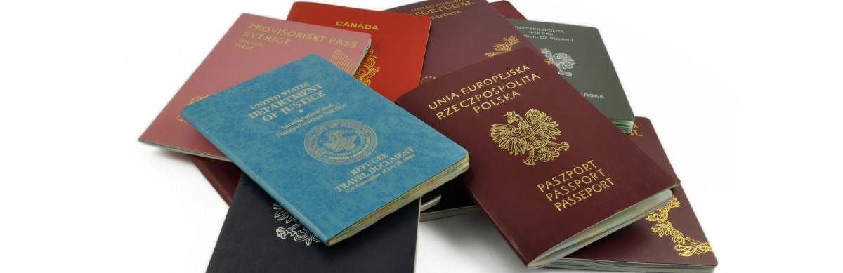 Passports for foreign nationals living in the UK